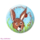 Button oder Magnet Frohe Ostern No.2