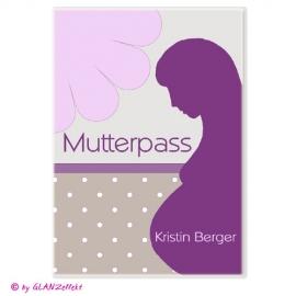 Mutterpassumschlag Babybauch No.7