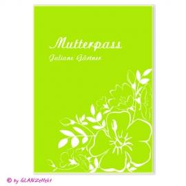 Mutterpassumschlag Hibiskus No.1