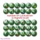 Alphabet-Set 30 Magnete