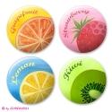 Kühlschrankmagnete Früchte