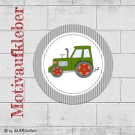 Aufkleber Traktor No.2