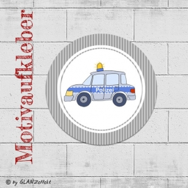 Aufkleber Polizei No.2