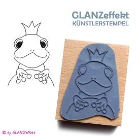Stempel Froschkönig