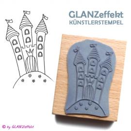 Stempel Schloss