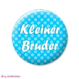 Button Kleiner Bruder No.1